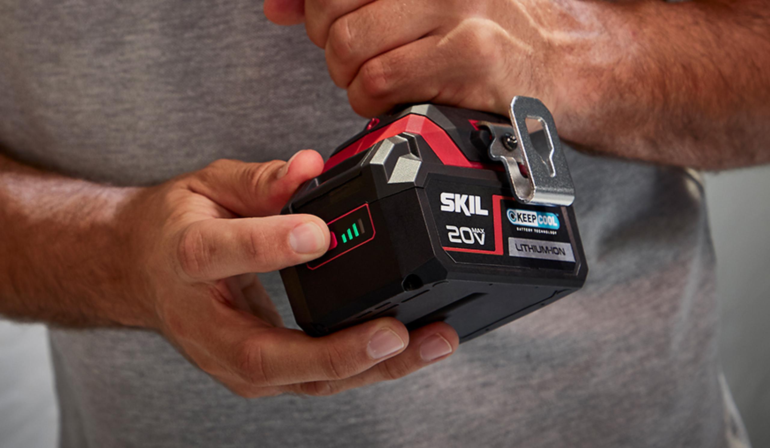 Patentovaný indikátor úrovne batérie: indikátor, ktorému môžete dôverovať