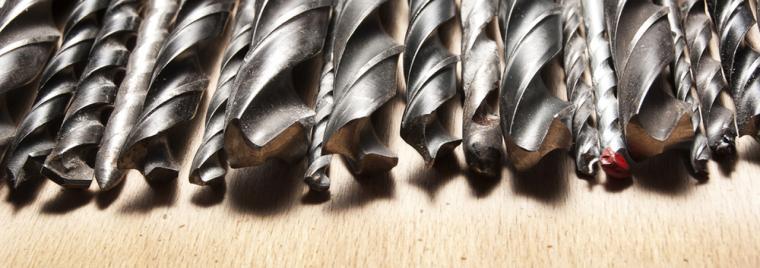 Nástroje na vŕtanie a skrutkovanie